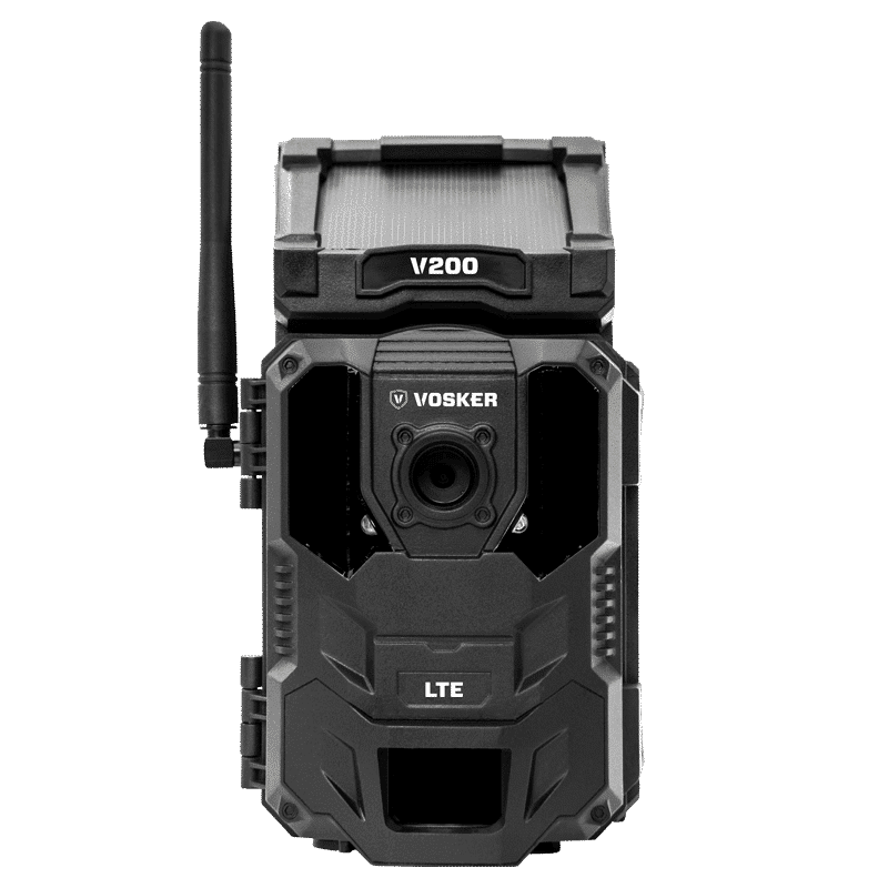 Vosker V200 LTE Solar Security Camera