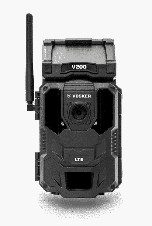 Vosker V200 Outdoor 4G/LTE security cameras