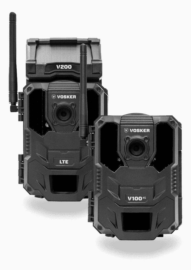 Vosker Outdoor Security Camera line-up